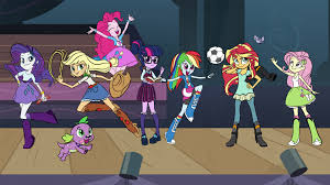 My Little Pony Equestria Girls Drawing Coloring Book Friendship Games