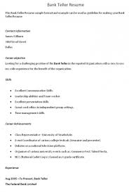 Bank Tellere Example Cv Template Entry Level Banking ... Bank Teller Resume The Complete 2019 Guide With 10 Examples Best Of Lead Examples Ideas Bank Samples Sample Awesome Banking 11 Accomplishments Collection Example 32 Lovely Thelifeuncommonnet 20 Velvet Jobs Free Unique Templates At Allbusinsmplatescom