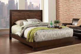 Considerable Bally King Bed Espresso Shop King Size Beds American