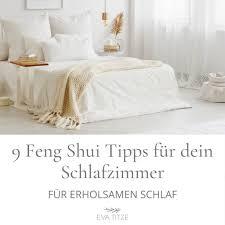 feng shui schlafzimmer die 9 wichtigsten tipps für
