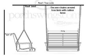 Hang A Porch Swing
