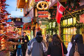 Leavenworth Christmas Lighting Festival and Village of Lights 2018