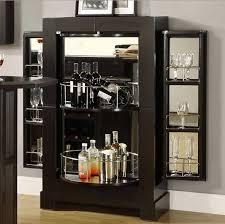 ideas luxury black howard miller sonoma hide a bar liquor cabinet