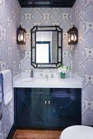 galbraith paul lotus wallpaper powderrooms classic