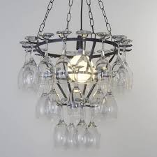 Popular Wine Glass Chandeliers Buy Cheap ... Chandelier Picture ... Lighting Lamp Wine Glasses Chandelier Pottery Barn Chandeliers Glass Ebay The Lush Nest Eat Host Dwell Recycled Beaded Blue Shades Maria Theresa Murano Globe Kitchen Best Simple Inspiration Litecraft Your Home Youtube Design Emery