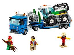 100 Lego City Tanker Truck Harvester Transport 60223 LEGO Shop