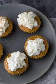 Libbys Pumpkin Nutrition Info by Mini Pumpkin Greek Yogurt Cheesecake Sweet Peas And Saffron