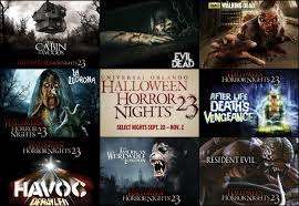 Universal Studios Halloween Haunt Hours by Halloween Horror Nights 2013 Reviews Of The Street Experience And