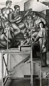 Coit Tower Murals Controversy by 106 Best Wpa Art U0026 Architecture Images On Pinterest Wpa Posters