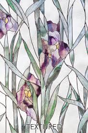 Artscape Magnolia Decorative Window Film by Amazon Com Artscape Iris Window Film 24