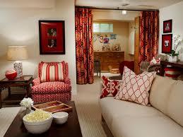 Brown Living Room Decorating Ideas by 7 Low Budget Living Room Updates Hgtv U0027s Decorating U0026 Design Blog