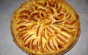 cuisine tarte aux pommes recette tarte aux pommes façon normande pas chère et simple