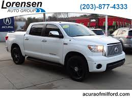 Pre-Owned 2012 Toyota Tundra 4WD Truck LTD Crew Cab Pickup In ...