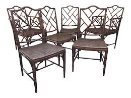 Set Of 6 Chinese Chippendale Faux Bamboo Dining Chairs – Marjorie ... Faux Bamboo Chinese Chippendale Side Ding Chairs By Century Set Of Excellent Ideas Livingroom Outstanding Real Time Progress Dorsey Designs Style Metal Chair Patio Amazoncom Kathy Kuo Home Hollywood Regency Black 1960s Vintage Rosewood Lacquered White Musicatono Drawing Chairs Picture 901112 Drawing For Sale At