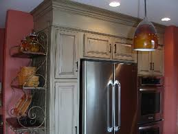 Pickled Oak Cabinets Glazed by Pickled Oak Cabinets Are Now Perfectly Stylish Decorative
