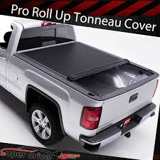 100 Truck Bed Covers Roll Up Details About For 20052019 Nissan Frontier 5Ft 60 Short Lock Soft Up Tonneau Cover