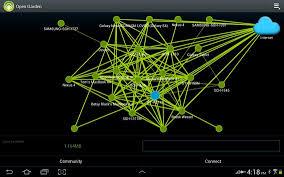 Open Garden Internet Sharing apk screenshot