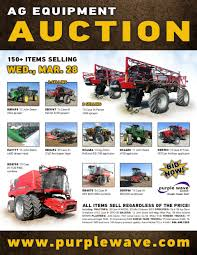 SOLD! March 28 Ag Equipment Auction | PurpleWave, Inc. 64 Ford F600 Grain Truck As0551 Bigironcom Online Auctions 85 2009 Intl Auction For Sale Carolina Ag On Twitter The Online Auction Begins Dec 11th Https Absa Caf And Others Online Auction Opens 22 May 2017 1400 Mecum Now Offers Enclosed Auto Transport Services Auctiontimecom 2011 Ford F150 Xlt 1958 F100 Vehicles Trailers Quads And More Prime Time Equipment Business Rv Estate Only Absolute Of 2000 Dodge Ram 3500 Locate Sneak Peak Unreserved Trucks In Our Magnificent March Event Veonline Heavy Equipment Buddy Barton Auctioneer