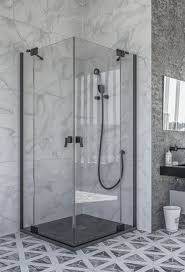 doccia brunai eckeinstieg duschkabine industrial design