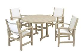 Darlee Patio Furniture Quality by Eco Friendly Furnishings Dining Sets Sears