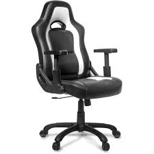 Playseat Office Chair White by Arozzi Mugello Gaming Chair White Mugello Wt B U0026h Photo Video