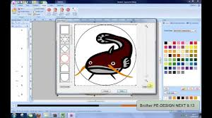 Embroidery Brother PE Design NEXT 9 13 fully functional