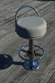 Swivel Captains Chair Boat by Custom Boat Marine Stools U0026 Boat Stools For Sale Arrigoni Design