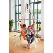 Siesta Brazilian Hammock Chair by La Siesta Hammock Chair Lounge Currambera Cherry Sensoryedge