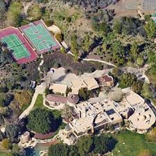 will smith s house in calabasas ca maps