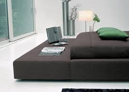 Bonaldo Squaring Isola King Size Bed King Size Beds