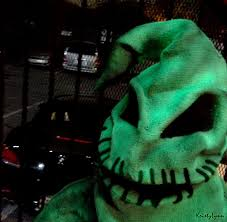 Oogie Boogie Halloween Stencil by Oogie Boogie Costume Glows 9 Steps With Pictures