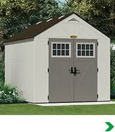Sheds Outdoor Storage & Accessories at Menards