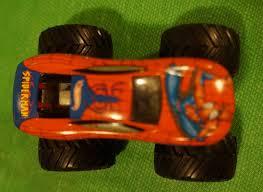 100 Spiderman Monster Truck SpiderMan
