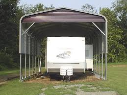 18x46 MotorHome Carport 18x31 RV Cover KC 14