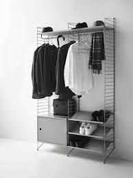 string bedroom floor shelving system c string furniture