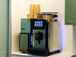 Commercial Automatic Coffee Machine Fresh Coffee From