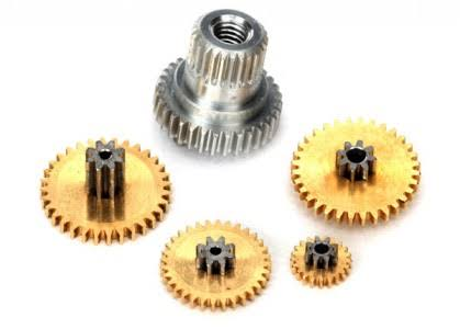 Traxxas TRA2064X Metal Servo Gear Set - For 2065