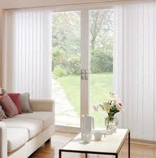 Sliding Door With Blinds by Vertical Blinds For Patio Doors