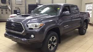 2018 Toyota Tacoma TRD Sport Review - YouTube Preowned 2017 Toyota Tacoma Trd Sport Crew Cab Pickup In Lexington 2wd San Truck Waukesha 23557a 2018 Charlotte Xr5351 Used With Lift Kit 4 Door New 2019 4wd Boston Gloucester Grande Prairie Alberta Sport 35l V6 4x4 Double Certified 2016 Escondido