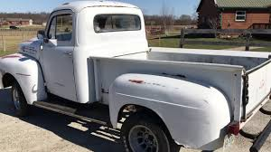 1952 FORD F1 RAT GASSER TRUCK FOR SALE - YouTube 1952 Ford Truck For Sale At Copart Sacramento Ca Lot 43784458 F1 63265 Mcg Old Ford Trucks Classic Lover Warren Allsteel Pickup Restored Engine Swap 24019 Hemmings Motor News F100 For Sale Pickup Truck 5 Star Cab Deluxe F3 34ton Heavy Duty Trend 8219 Dyler Ford Panel Truck Project Donor Car Included 5900 The Hamb Bug On A Radiator Pinterest