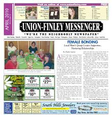 Sinking Spring Borough Snow Emergency by Union Finley Messenger April 2010 By South Hills Mon Valley