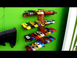 The Complete Guide To A Hotwheels Car Wall Display Stand Free Plans
