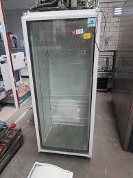 Orford Display Refrigerator Perspex Door Model STDR228 240V Measurem