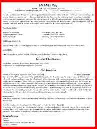 Cv Example Uk Hobbies Cover Letters Successful Resume Personal Interests