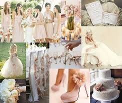 Neutral Wedding Colors I Would Love A Green White And Nude With