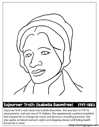 Pics Coloring Black History Printable Pages At 14 Of Month