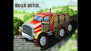 Road Devil Game Online - Road Devil Truck Game - Free Car Games To ... Truck Simulator Usa Android Apps On Google Play Games Online Free Driving Images Euro Driver Monster Zombie Great Gameplay Youtube Take The Road With Nation Attack Unity 3d Wallpapers Background 2016 Game Racing Trucks Nitro 2 Review Pulling Tractor Video How Can Help Kids Grheadsorg Jack For Children
