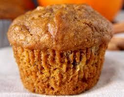 cuisiner citrouille recette facile de muffins à la citrouille et aux bananes