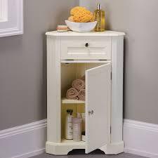 Tall Narrow Corner Bathroom Cabinet by Furniture Corner Storage Cabinet Corner Kitchen Cabinet