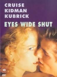 Eyes Wide Shut DVD 1999